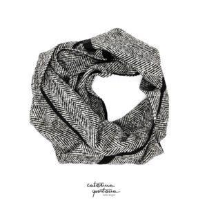 Poncho Caterina Quartana Textile Designe