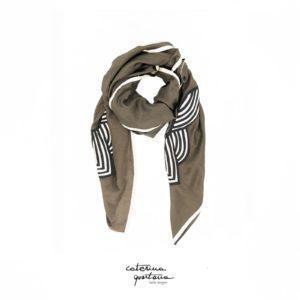 Sciarpa Caterina Quartana Textile Designer