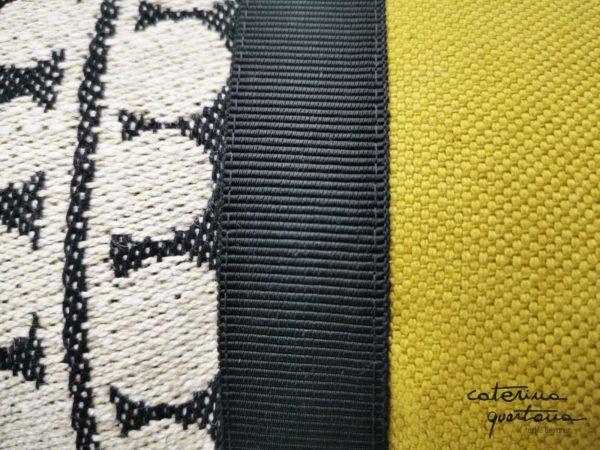 Caterina Quartana Textile Designer cushion