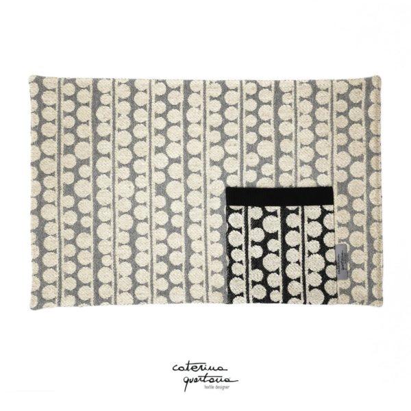 Tovaglia Caterina Quartana Textile Designer